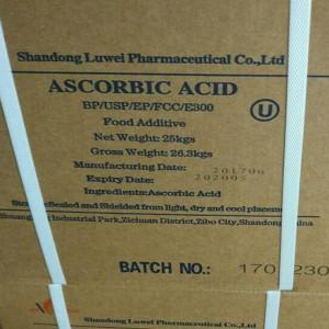 Ascorbic ਐਸਿਡ (ਵਿਟਾਮਿਨ ਸੀ)