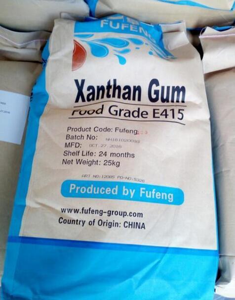 Xanthan Gum market price trendcy 2018. Oct