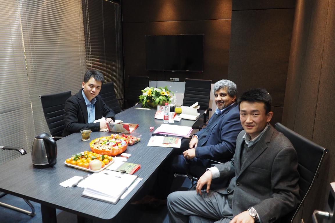 Kanegrade и Тяньлихайдаоские разработки стратегического сотрудничества patnership