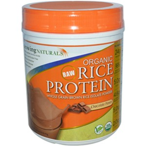 NON-GMO Rice protein, vegetarian protein concentrate food grade natural brown rice protein