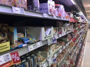 Huge scandal German Supermarkets food contaminated  Ethylen Oxid and 2-Chlorethanol