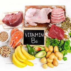 Vitamin B6 – Pyridoxine HCL